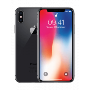 iPhone x skærm reparation